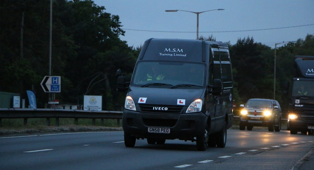 Minibus Driver Training in Dorset and Hampshire