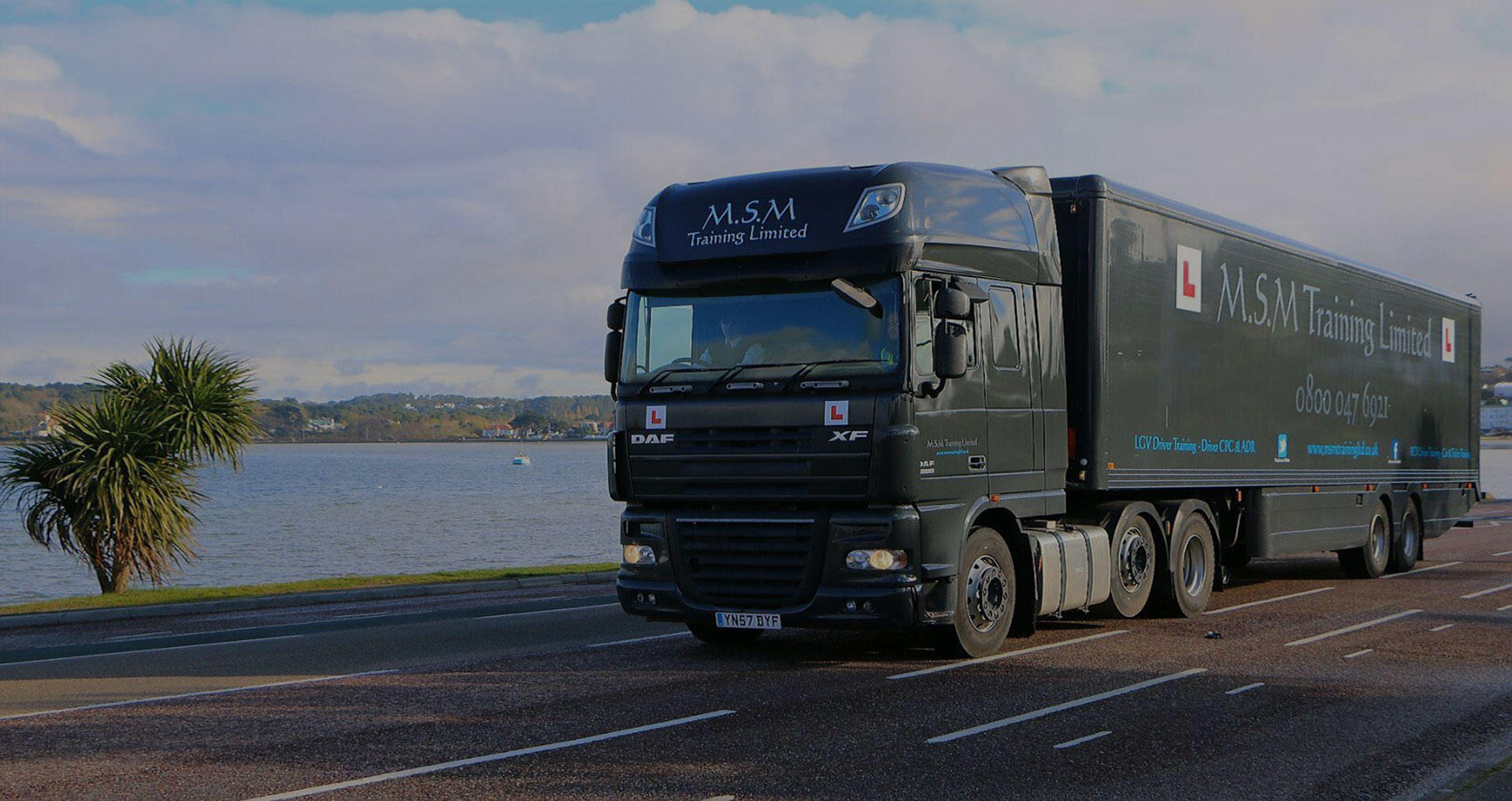 DVSA Approved HGV and LGV Courses in Dorset and Hampshire, MSM Training