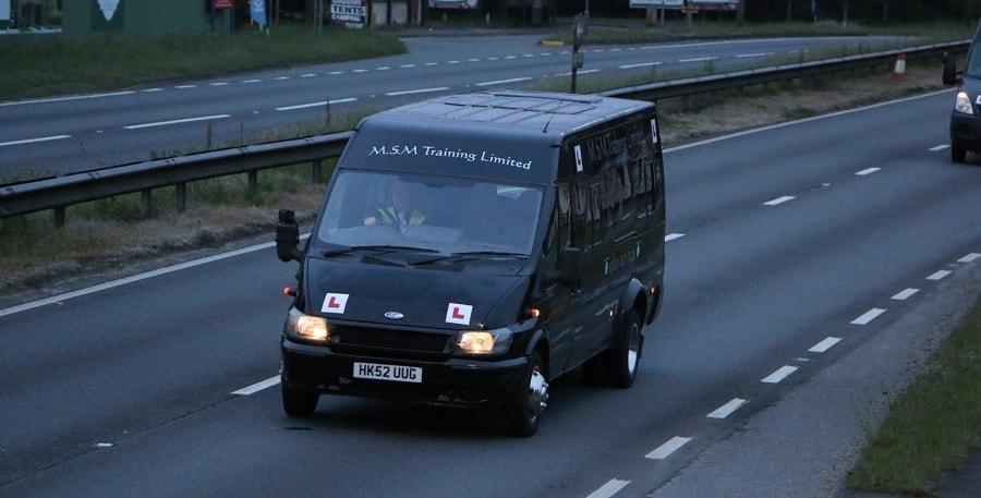 Minibus, MiDAS Training Courses in Dorset and Hampshire
