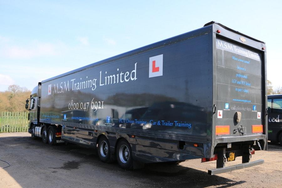 HGV and LGV Training Courses across Dorset