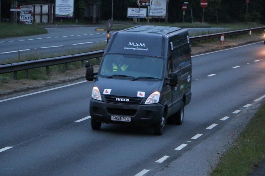 Professional Minibus and MiDAS driver training