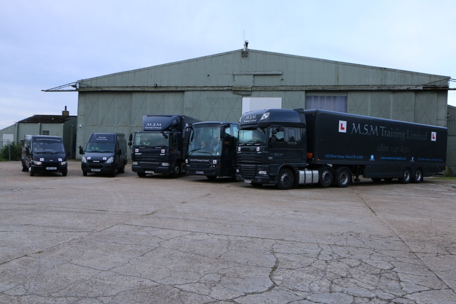 Fleet Driver Training in Dorset