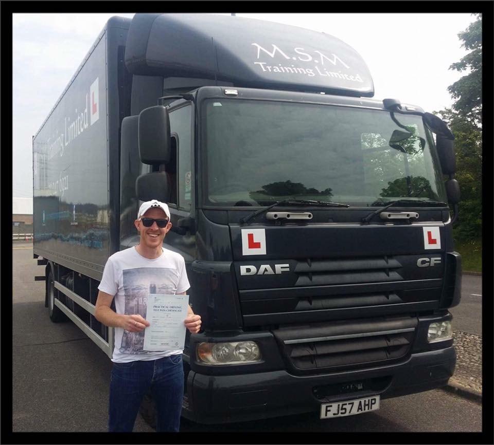 LGV Driver Training Courses in Dorset