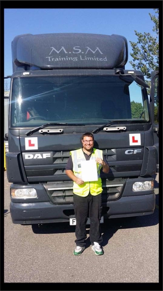 Driver CPC Training in Dorset and Hampshire