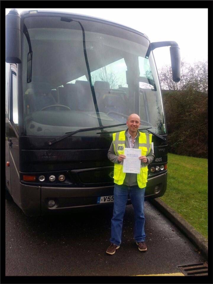 HGV and LGV driver training in Dorset and Hampshire