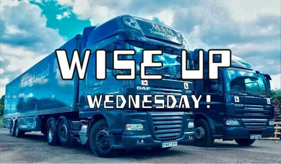 Wise Up Wednesday, MSM Training